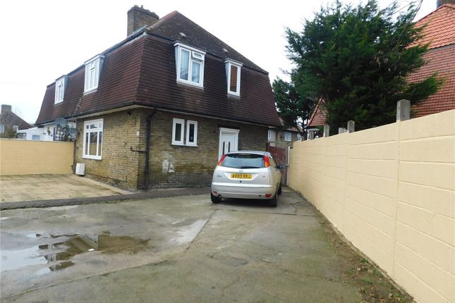 Thumbnail Terraced house for sale in Athelney Street, Catford, London