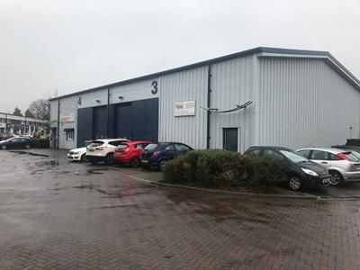 Thumbnail Light industrial for sale in Saxon Shore Business Park, Castle Road, Eurolink, Sittingbourne, Kent