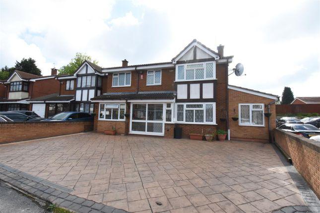 Thumbnail Detached house for sale in Johnson Close, Hodge Hill, Birmingham