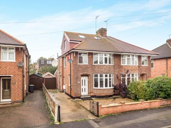 Thumbnail Semi-detached house for sale in Salisbury Street, Beeston, Nottingham