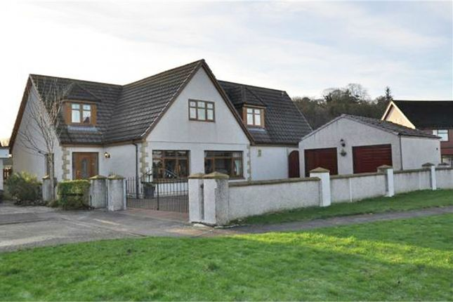 Thumbnail Detached house for sale in Forbeshill, Forres, Moray