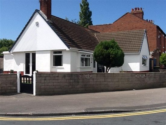 Thumbnail Bungalow for sale in Tag Lane, Preston
