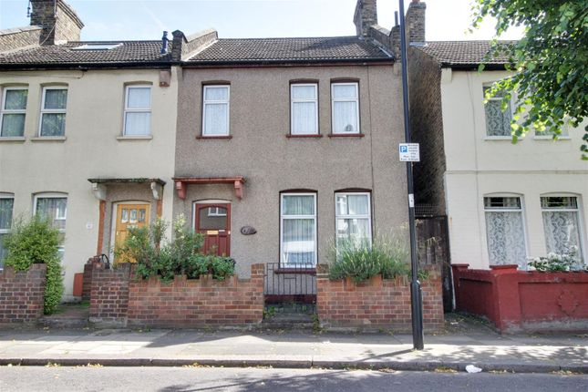 Thumbnail End terrace house for sale in Burleigh Road, Enfield