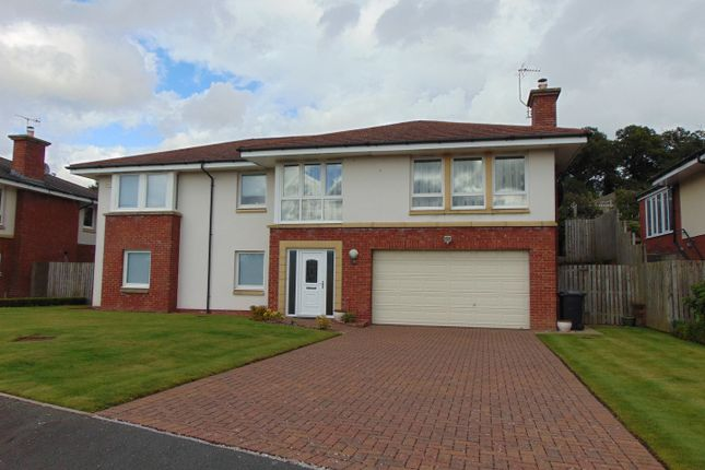 Thumbnail Detached house for sale in Turnberry Avenue, Dumfries