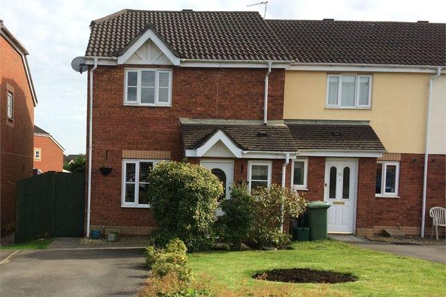 Thumbnail End terrace house for sale in 46 Coed Meiri, Tyla Garw, Pontyclun, Cardiff