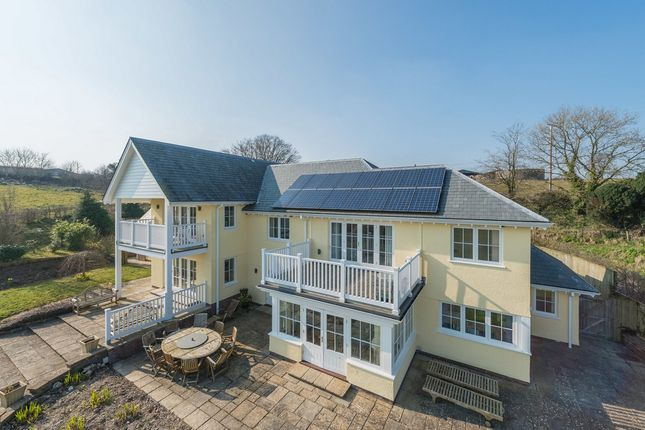Thumbnail Detached house for sale in Branscombe, Seaton