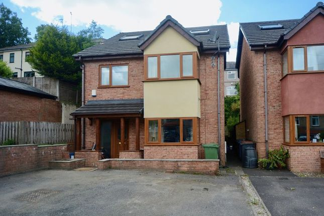 Thumbnail Detached house for sale in Oakwood Road, Accrington