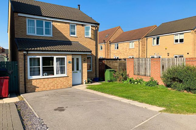 Thumbnail Detached house to rent in Dunlin Drive, Scunthorpe