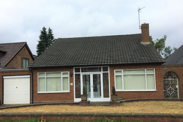 Thumbnail Bungalow to rent in Cornwall Road, Brookhouse, Walsall