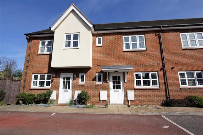 Thumbnail Terraced house for sale in Old Chapel Mews, High Street, Codicote, Hitchin