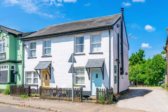 Thumbnail Terraced house for sale in High Street, Widford, Hertfordshire