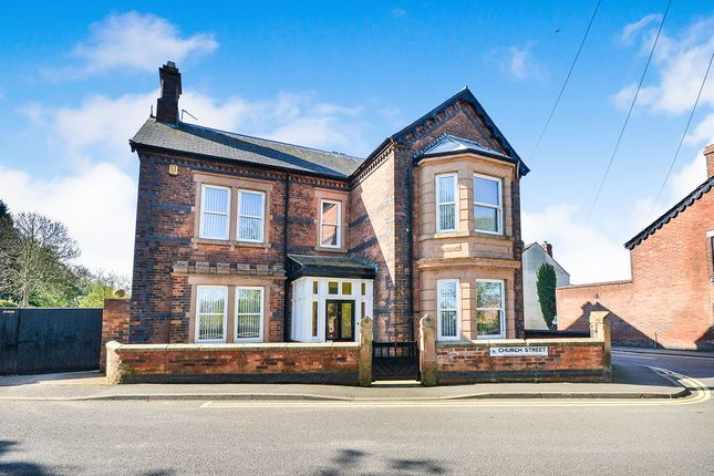 Thumbnail Detached house for sale in Church Street, Riddings, Alfreton