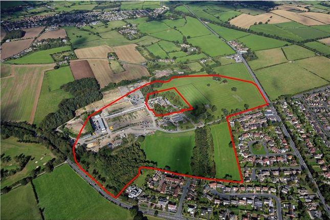 Thumbnail Land for sale in Red Hall, Red Hall Lane, Leeds, West Yorkshire, UK