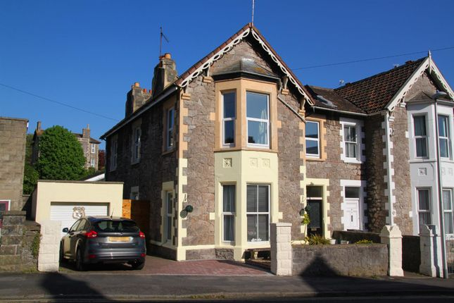 Thumbnail Flat for sale in Arundell Road, Weston-Super-Mare