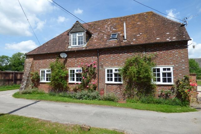 Thumbnail Cottage to rent in Upper Lambourn, Hungerford