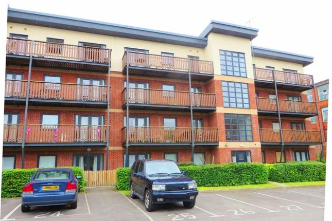 Flat for sale in Canalside, Radcliffe, Manchester