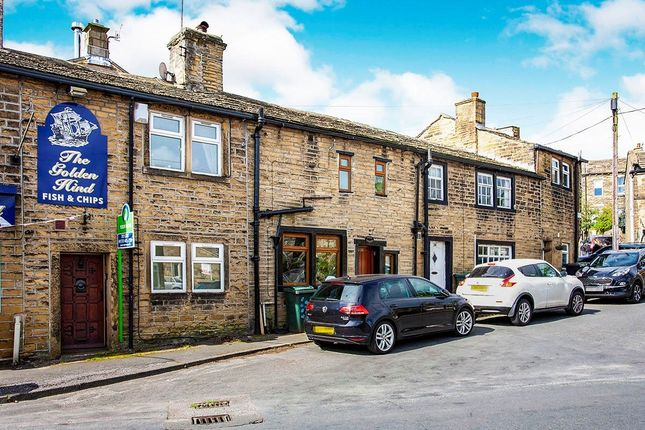Thumbnail Terraced house to rent in Sun Street, Haworth, Keighley