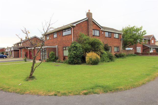 Thumbnail Detached house for sale in Sunningdale Avenue, Rossall