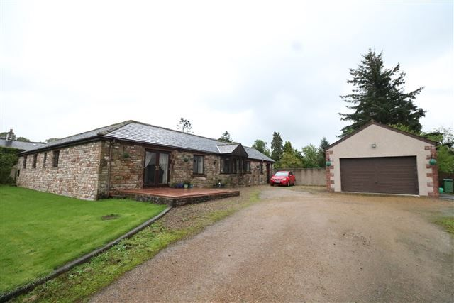 Thumbnail Bungalow for sale in Roweltown, Carlisle, Cumbria