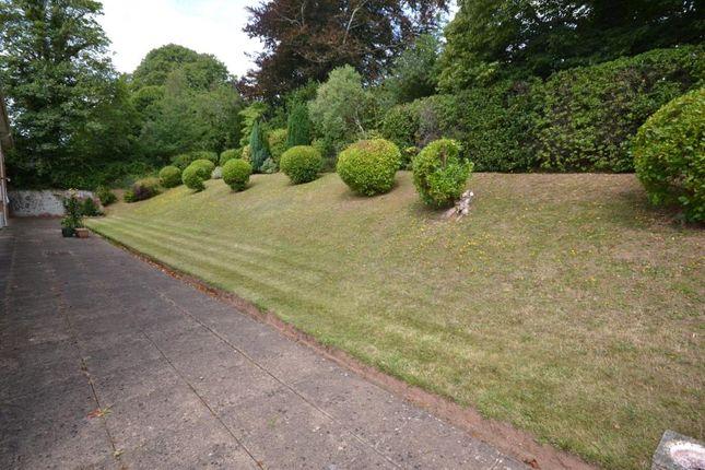 Rear Garden of Little Knowle Court, 32 Little Knowle, Budleigh Salterton, Devon EX9