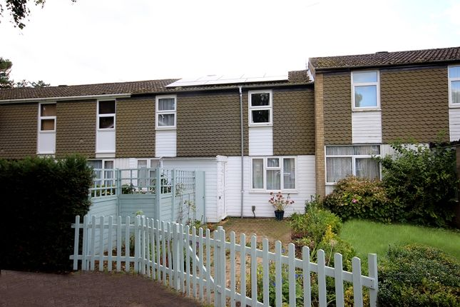 Thumbnail Terraced house for sale in Lakeview Green, Lakeview, Northampton, Northamptonshire.
