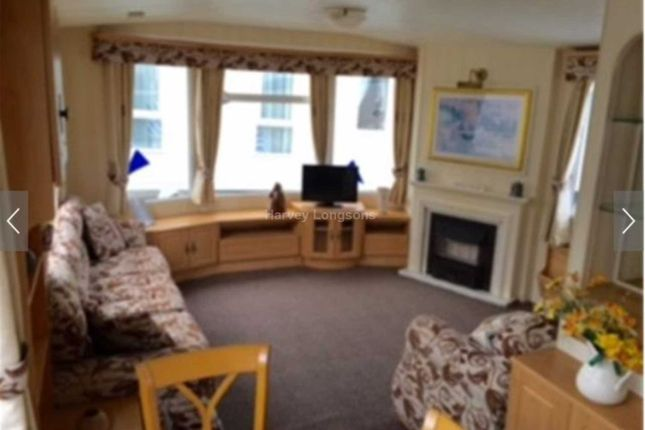 Thumbnail Mobile/park home for sale in Borth