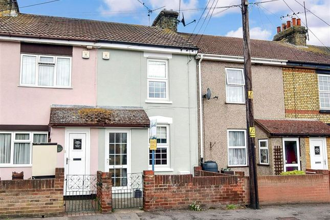 Thumbnail Terraced house for sale in Higham Road, Wainscott, Rochester, Kent