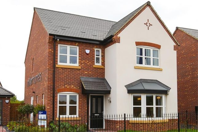 "Thumbnail Detached house for sale in ""Mitford"" at Rykneld Road, Littleover, Derby"