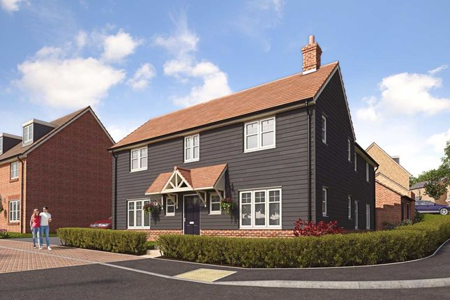 Thumbnail Detached house for sale in The Langdale Barnfield Road, St. Albans