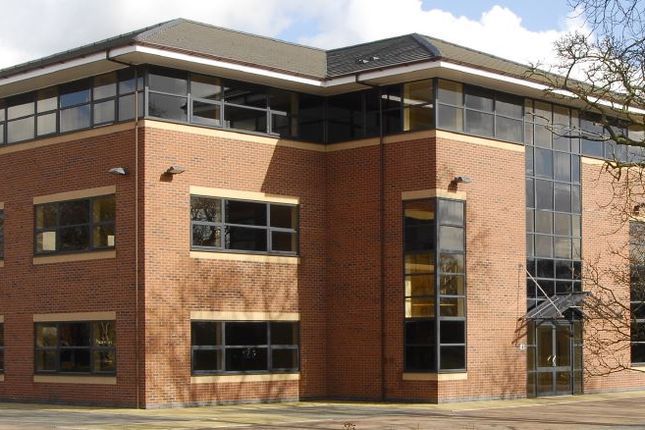 Thumbnail Office to let in 4 Webster Court, Gemini Business Park, Warrington