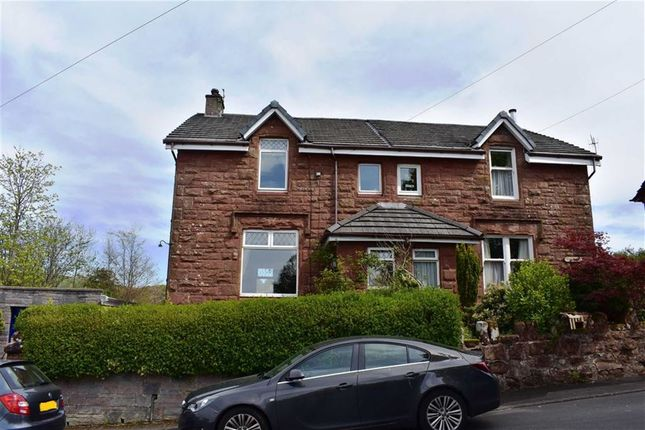 Thumbnail Semi-detached house for sale in 5, Golf Course Road, Skelmorlie, Ayrshire