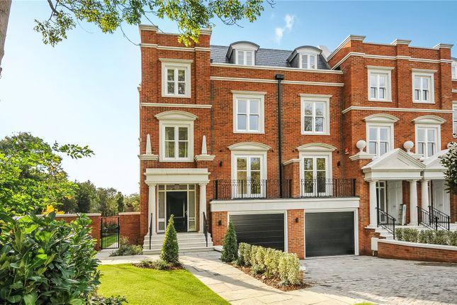 Thumbnail End terrace house for sale in Long Walk Villas, 76A Kings Road, Windsor, Berkshire
