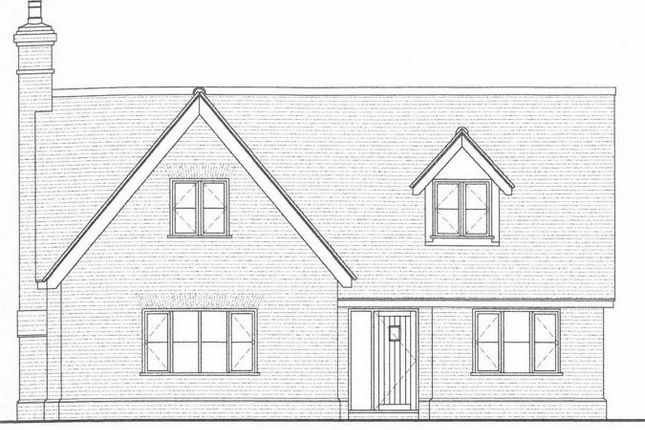 Thumbnail Detached house for sale in Barnhall Road, Tolleshunt Knights, Maldon, Essex