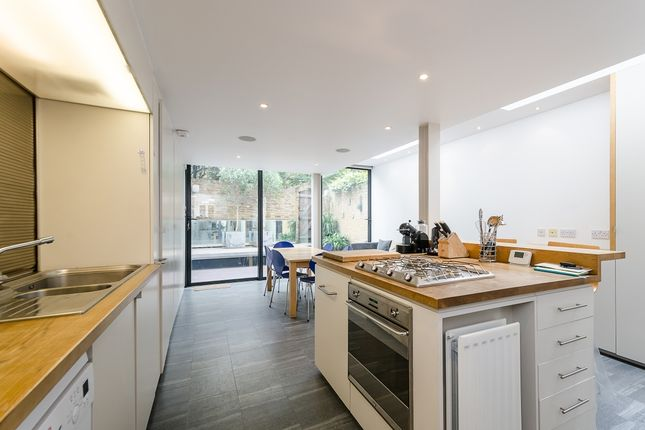 Thumbnail End terrace house to rent in Battledean Road, London