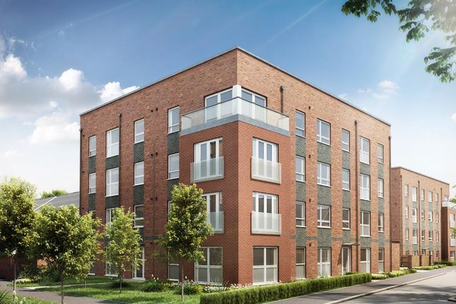 "Thumbnail Flat for sale in ""Scott"" at Kintore Road, Glasgow"