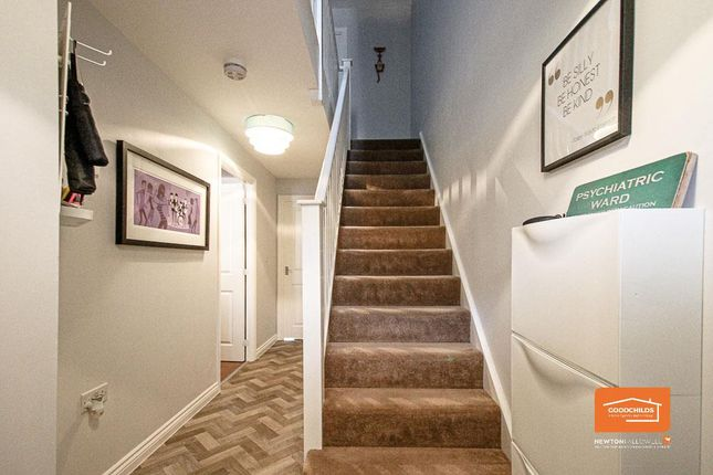 Entrance Hallway of Penmire Grove, Walsall WS4