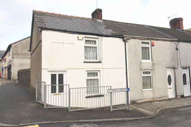 Thumbnail Terraced house to rent in Wind Street, Porth