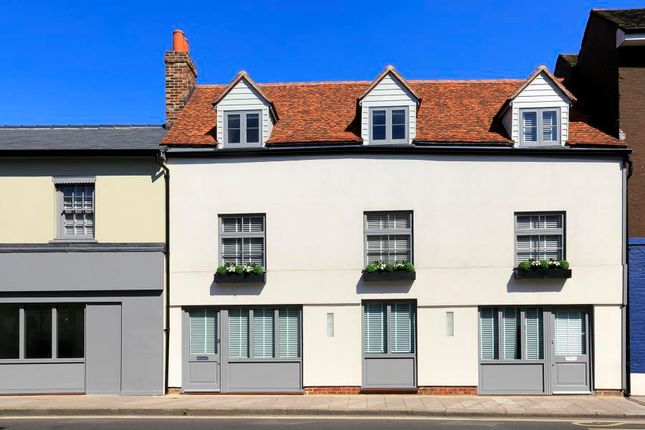 Thumbnail Terraced house to rent in High Street, Hampton Wick