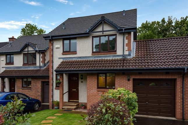 Thumbnail Detached house for sale in 36 Bavelaw Gardens, Balerno