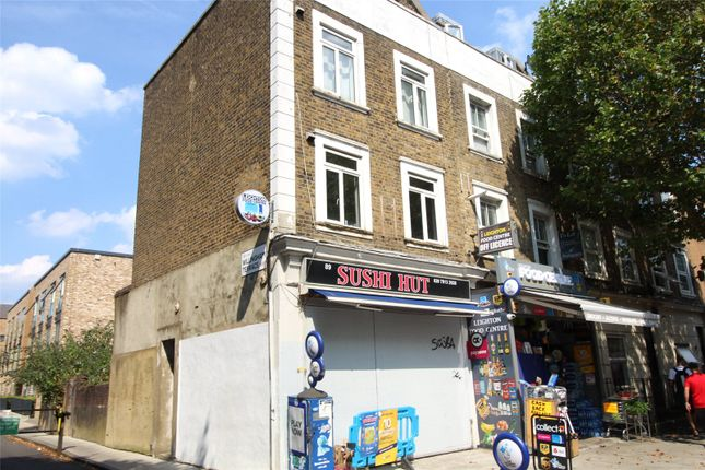 Thumbnail Retail premises for sale in Leighton Road, Kentish Town, London