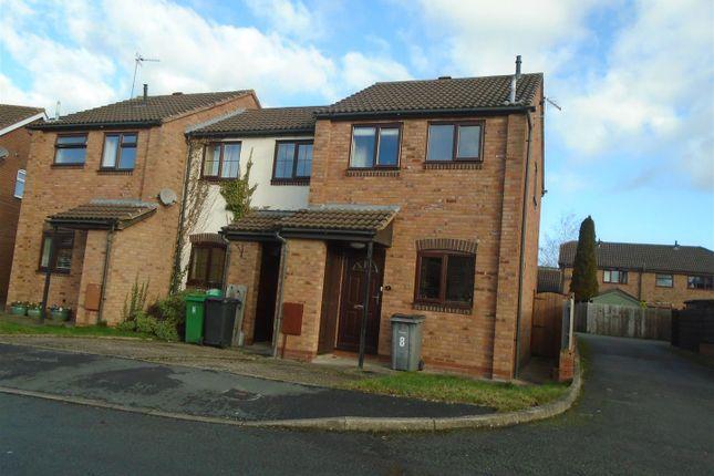 Thumbnail Terraced house for sale in Freshfields, Shrewsbury