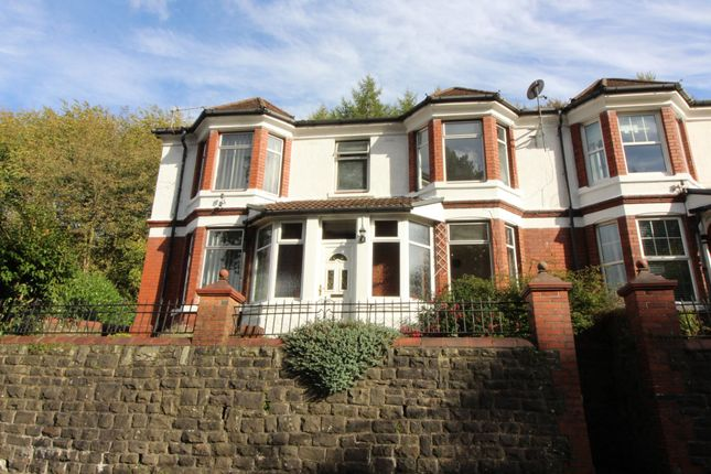 Thumbnail Semi-detached house for sale in Graig Road, Newbridge, Newbridge