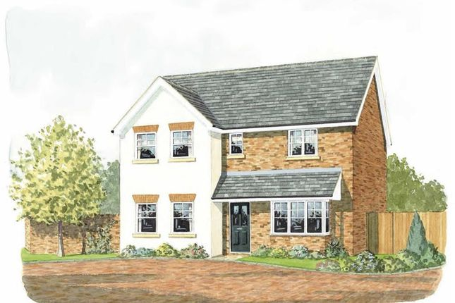 Thumbnail Detached house for sale in Brookfields, Stoke Hammond, Stoke Hammond