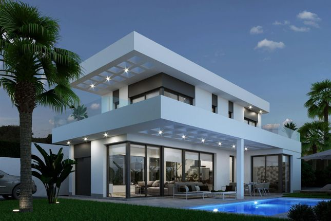Thumbnail Detached house for sale in Sierra Cortina, Costa Blanca, Spain