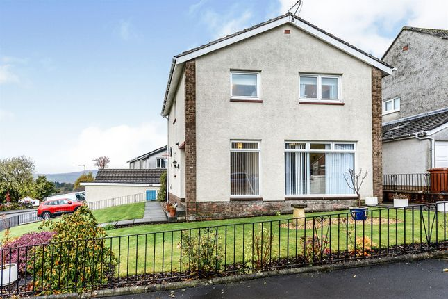 Thumbnail Detached house for sale in Campbell Drive, Dumbarton