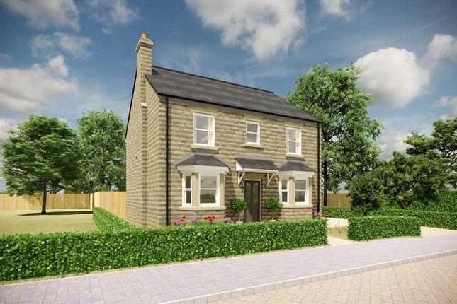 4 bed detached house for sale in Plot 3 Millwright Park, Pateley Bridge, Harrogate HG3