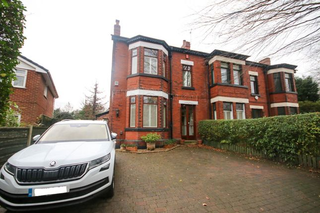 Thumbnail Semi-detached house for sale in Rocky Lane, Eccles, Manchester