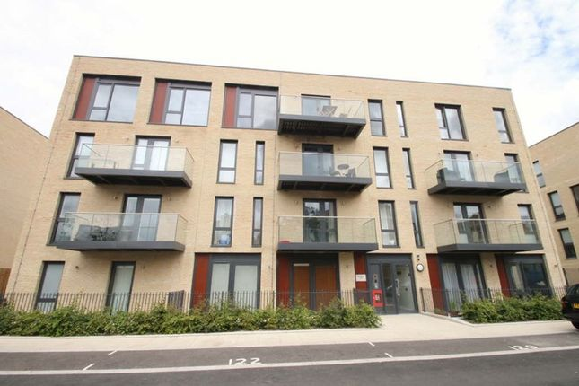 Thumbnail Flat to rent in Hayling Way, Edgware, Middlesex
