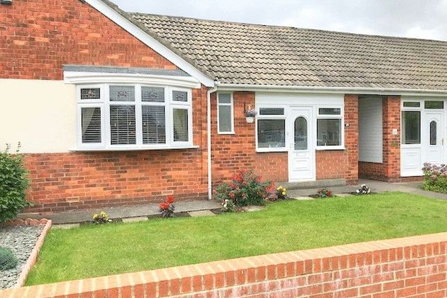 Thumbnail Semi-detached bungalow for sale in Green Lane, Morpeth