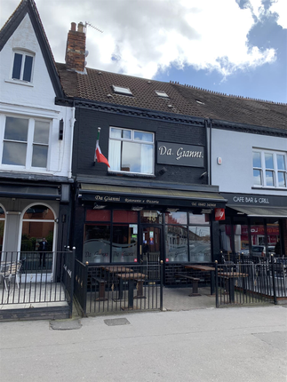 Thumbnail Restaurant/cafe for sale in Princes Avenue, Hull